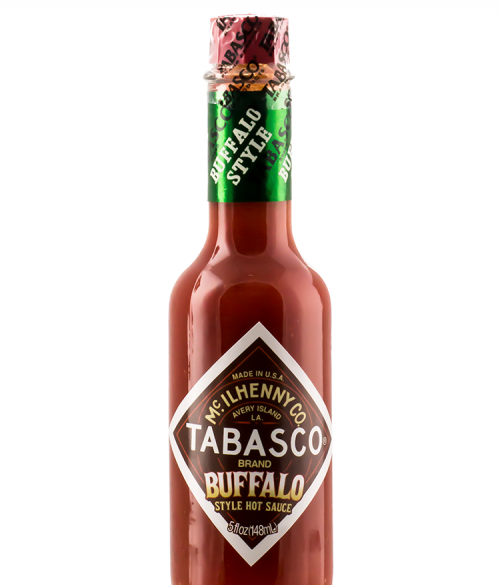 Tabasco Buffalo MIni Size Bottle