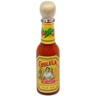 Cholula Hot Sauce Mini Bottle