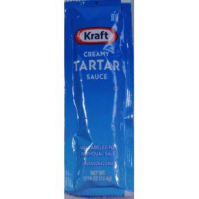 Kraft Creamy Tartar Sauce Packets