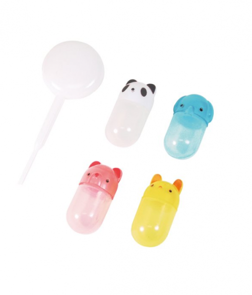 Bento Animal Shaped Soy Sauce Containers