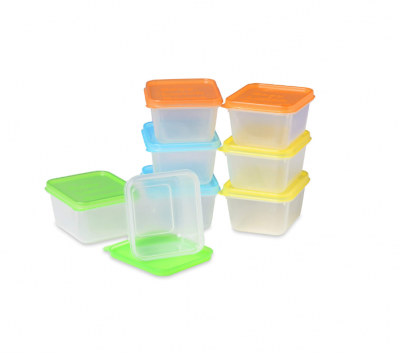 EachLunchBoxes Sauce Containers