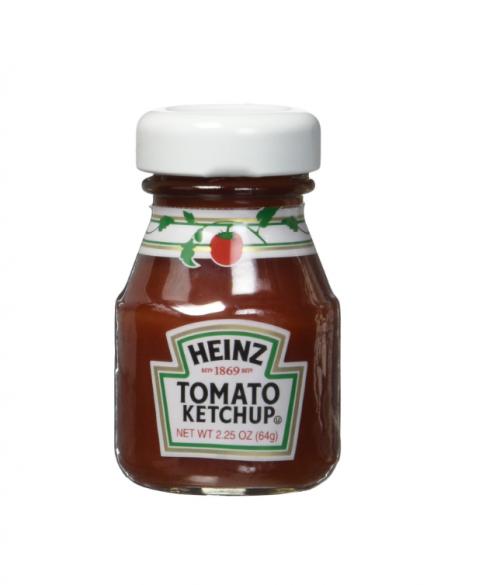 Heinz Ketchup Sauce Bottles