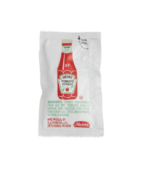 Heinz Ketchup Sauce Packets