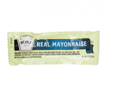 Heinz Mayo Sauce Packets
