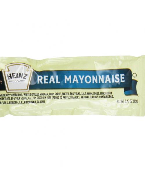 Heinz Mayo Sauce Packets