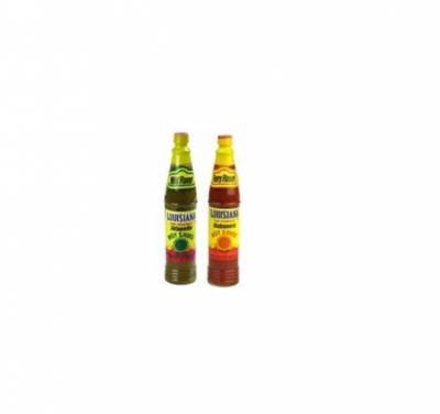Louisiana Hot Sauce Bottles Mini