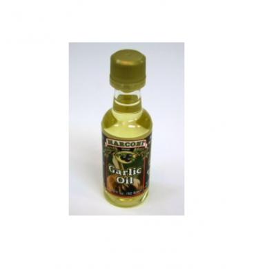 Marconi Garlic Olive Oil Bottle