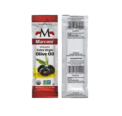 Marconi Olive Oil Packets Bulk