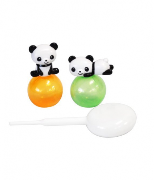 Panda Shaped Bento Soy Sauce Container