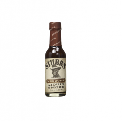 Stubbs BBQ Sauce Bottle