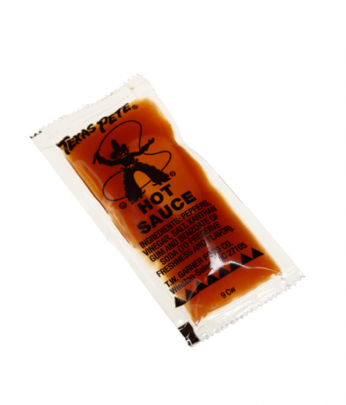 Texas Pete Sauce Packet