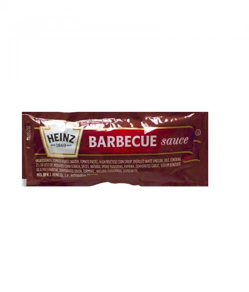Heinz BBQ Sauce Packets