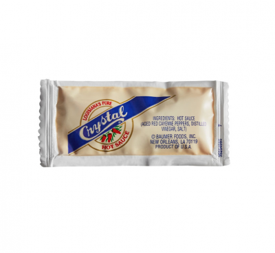 Crystal Country Hot Sauce Packets