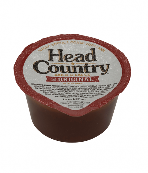 Head Country BBQ Packets