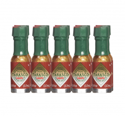 Pack of 10 Tabasco Chipotle Sauce