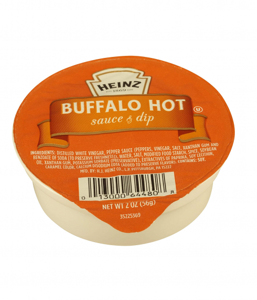 Heinz Buffalo Sauce Dip Packets