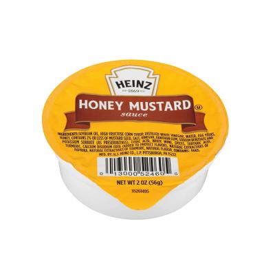 Heinz Honey Mustard Sauce Packets Bulk