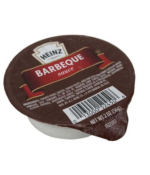 Heinz BBQ Sauce Cup Packets
