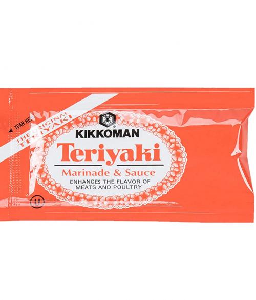 Kikkoman Teriyaki Marinade Sauce Packets
