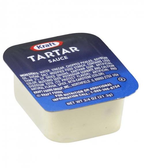 Kraft Tartar Sauce Cups